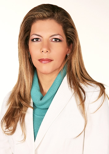 Dra. Osiris Arevalo Taborda - Presidente SLARCF