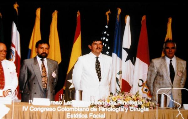 Congresos Sociedad Latinoamericana de Rinología y Cirugía Facial